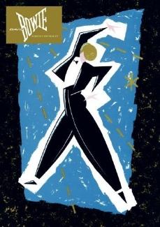 Promo Materials: David Bowie – Serious Moonlight