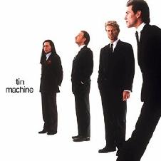 Promo Materials: David Bowie – Tin Machine