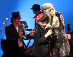 View the album Yoko Ono and Lady Gaga
